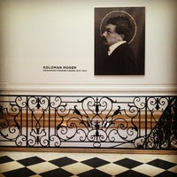 Photo taken at Neue Galerie by Neue Galerie N. on 5/28/2013