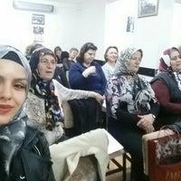 Photo taken at türk sanat musıki derneği by Mümine A. on 11/9/2015