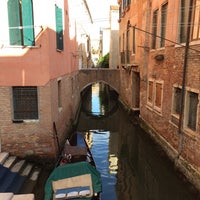 Photo taken at UNA Hotel Venezia by Ursula on 8/1/2016