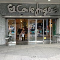 Photo taken at El Corte Inglés by Roberto G. on 3/17/2013