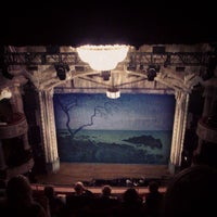 Photo taken at Shaftesbury Theatre by Ricard G. on 10/10/2013