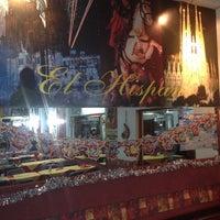Photo taken at El Hispano by Pablo T. on 12/29/2013