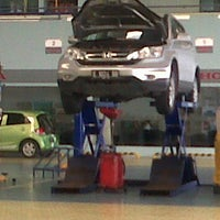 Photo taken at Honda LPPM by Bobby H. on 3/3/2014