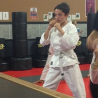 Photo taken at Elite Force Martial Arts- LHP by Heather C. on 4/29/2014