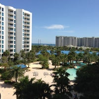 Photo taken at Palms of Destin Resort & Conference Center by Michael B. on 4/13/2013