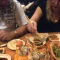 Photo taken at Sushi Date by Isagani M. on 12/22/2012