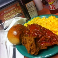 Photo taken at Golden Corral by Cassandra on 1/23/2013