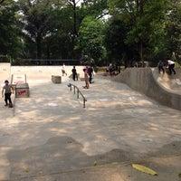 Foto tirada no(a) Greenpark Skatepark por Endi G. em 11/2/2014