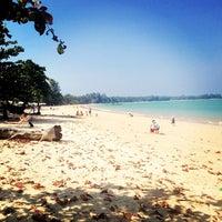 Photo taken at Kantary Beach Kao Lak Hotel by stefan k. on 1/20/2013