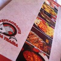 Foto tomada en Restaurante Toca da Traíra por Thiago T. el 12/11/2012