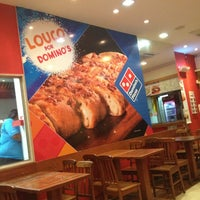 Photo taken at Domino's Pizza by Marcos W. on 3/17/2013