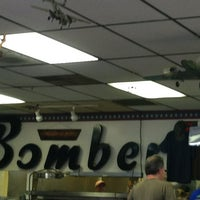 Photo taken at The Bomber Restaurant by Mickey R. on 6/7/2013