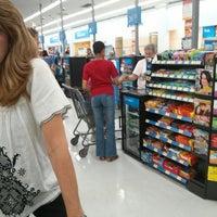 Photo taken at Walmart Supercenter by Sean T. on 3/23/2013