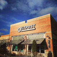 Photo taken at Outpost Natural Foods by Daniel R. on 12/6/2014