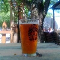 Photo taken at Westover Market Beer Garden by Jeffrey M. on 6/9/2013