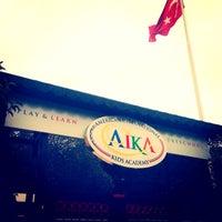 Photo taken at AIKA American International Kids Academy by Aycin D. on 10/11/2014