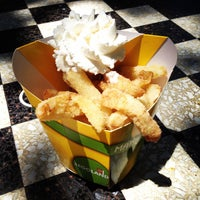 Photo taken at Granny's Apple Fries by Abby A. on 8/24/2014