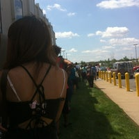 Photo taken at Illinois Secretary of State Driver Services Facility by DinkyShop S. on 7/20/2013