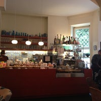 Photo taken at Café Fleury by Urban Kristy on 5/22/2013