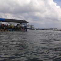 Photo taken at Pelabuhan Penajam by Muhammad N. on 9/23/2014