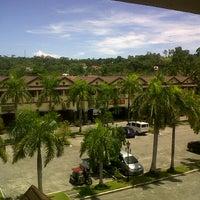 Photo taken at La Filipiniana Hotel by Bij G. on 3/28/2013