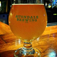 Photo taken at Avondale Brewing Company by david g. on 5/23/2013