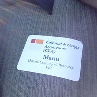 Photo taken at Dakota County Judicial Center by Manu L. on 10/24/2013