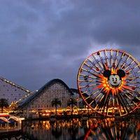 Снимок сделан в Disney California Adventure Park пользователем Edi G. 5/23/2013