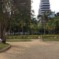 Photo taken at Praça do Congresso by Guilherme on 11/17/2012