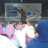 Photo taken at Miftahul Jannah (islamic full day school) by Arwan H. on 7/18/2014