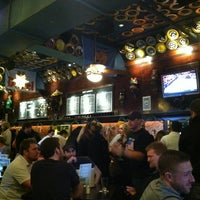 Photo taken at Flying Saucer Draught Emporium by Karen B. on 3/2/2013
