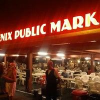 Photo taken at Phoenix Public Market by Cory K. on 5/9/2013