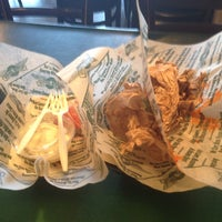 Photo taken at Wingstop by Reina H. on 6/11/2013