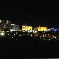 Photo taken at Casino Tower at Hard Rock Hotel & Casino by Alex on 11/22/2012