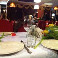 """Photo taken at Ресторан-клуб """"Fresh"""" by Anastasiya S. on 3/8/2013"""
