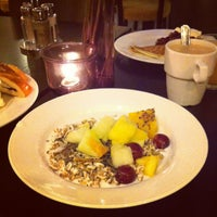 Photo taken at Scandic Sergel Plaza Restaurant by Anastasiya S. on 12/30/2012