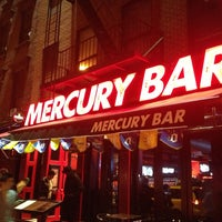 Photo taken at Mercury Bar West by Hirotoshi B. on 5/5/2013