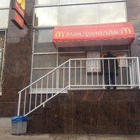 Снимок сделан в McDonald's пользователем Ольга 🌸 Т. 4/16/2013