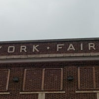 Photo taken at York Fairgrounds & Expo Center by charles on 4/19/2013