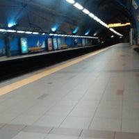 Photo taken at Metro Parque [AZ] by João V. on 1/7/2013
