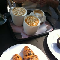 Photo taken at Starbucks by Laura L. on 10/6/2012