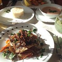 Photo taken at Restaurant Yanka by Laura L. on 10/4/2013