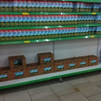 Photo taken at Supermercado Esplanada by Elmo C. on 11/2/2012