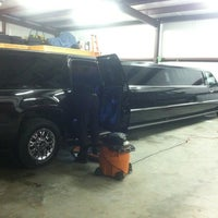 Photo taken at Argenta Limo, North Vehicle Storage Facility by David B. on 8/24/2013