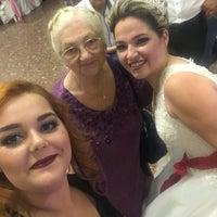 Photo taken at Bakırcılar Düğün Salonu by Elif K. on 8/8/2018