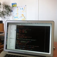 Photo taken at Kodo Labs HQ by Юра О. on 6/6/2014