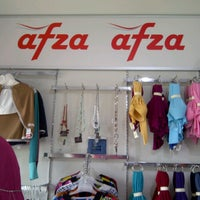 Photo taken at AFZA by Ola Z. on 10/18/2012