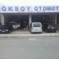 9/19/2012 tarihinde Kamerziyaretçi tarafından Köksoy Otomotiv'de çekilen fotoğraf