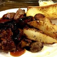 Photo taken at Gemato's Wood Pit BBQ by Eddie N. on 7/25/2013