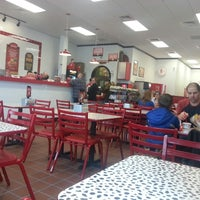 Photo taken at Firehouse Subs by Michelle T. on 3/2/2013